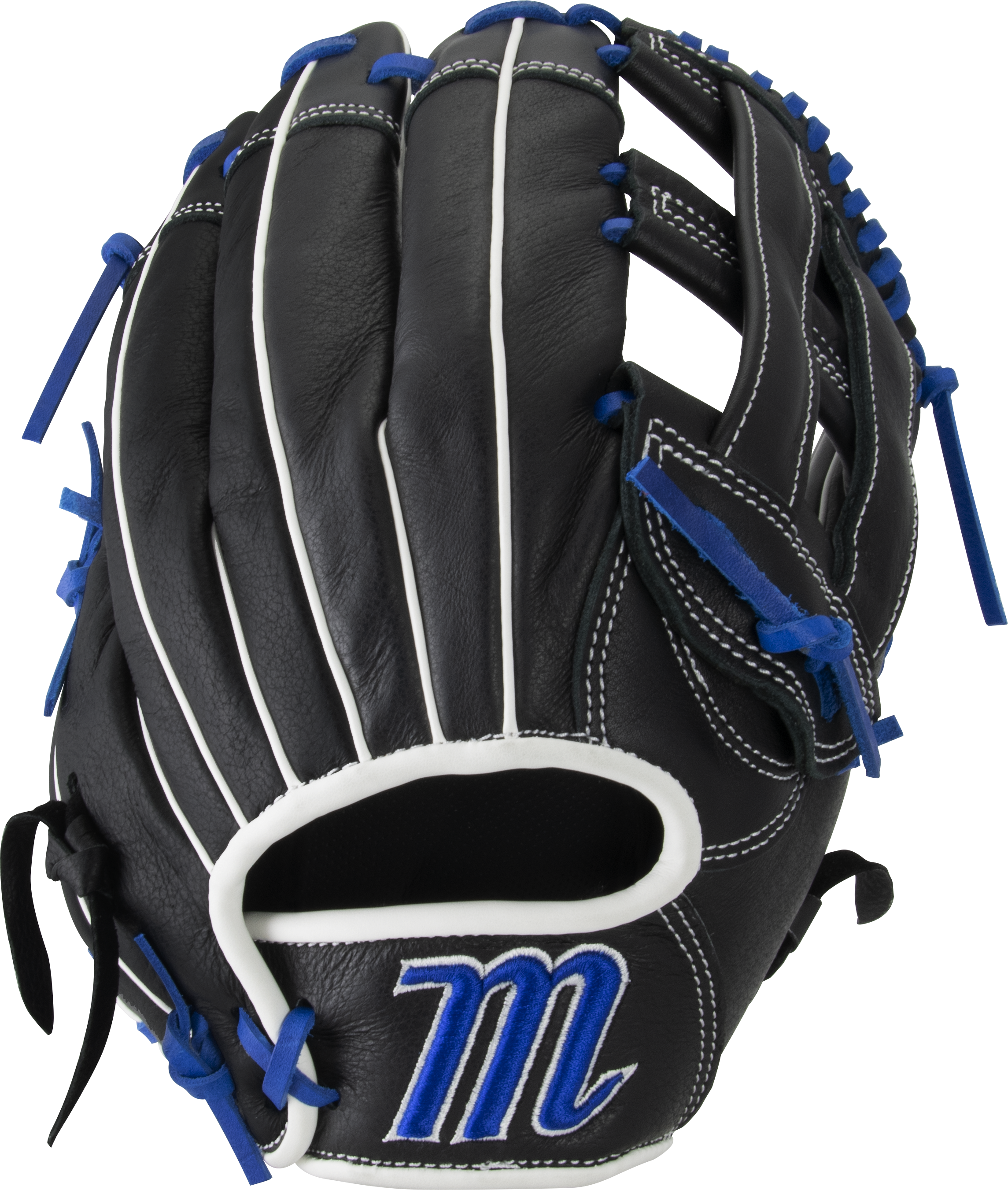 marucci-acadia-youth-baseball-glove-ac125y-12-5-h-web-right-hand-throw MFGAC125Y-BKRB-RightHandThrow  849817099766 Full leather shell provides strength while padded palm lining reduces weight