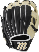 Tight-grain steerhide shell leather and palm lining increases durability while reducing weight Cushioned leather finger lining provides superior comfort and fielding security Reinforced finger tops protect against fielding abrasion and increase structural longevity Narrow-fit hand opening and scaled-down pro patterns provide exceptional fit and control Professional-grade USA rawhide laces from Tennessee Tanning Co. Lightweight design breaks in quickly and keeps its shape.
