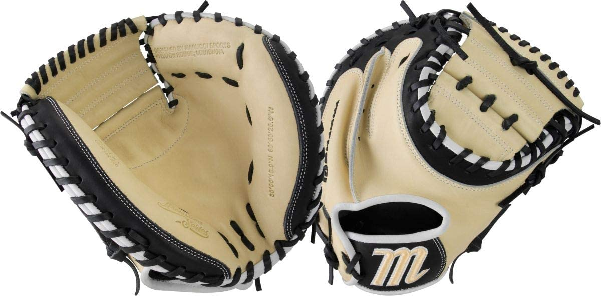 marucci-ascension-series-as2y-catchers-mitt-32-one-piece-solid-right-hand-throw MFGAS2CMY-RightHandThrow