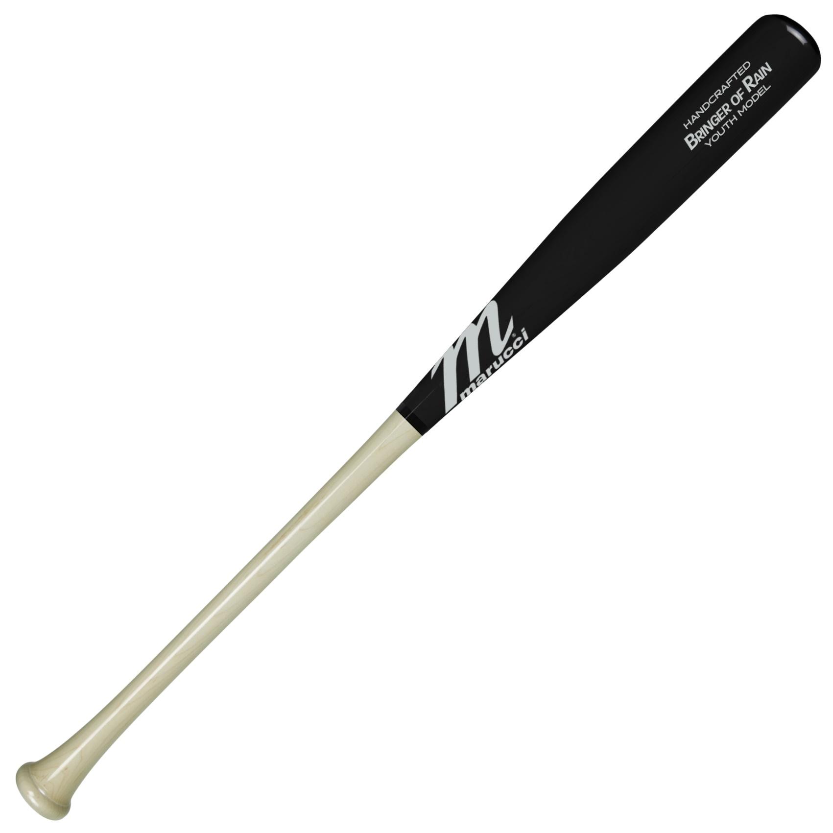 marucci-bringer-of-rain-youth-maple-wood-baseball-bat-27-inch MYVE2BOR-NBK-27 Marucci 840058700794 <h1 class=productView-title-lower>YOUTH JOSH DONALDSON BRINGER OF RAIN PRO MODEL</h1> <span>The Bringer