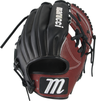 marucci capitol 11 25 baseball glove 52ai one piece web right hand throw