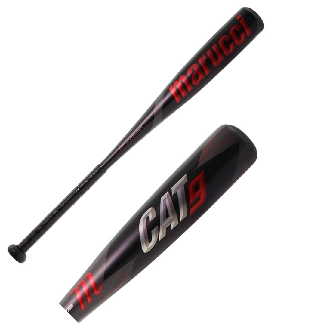 marucci-cat-9-10-usssa-baseball-bat-28-inch-18-oz MSBC910-2818 Marucci  Utilizing a three-stage thermal treatment process our new AZR alloy offers