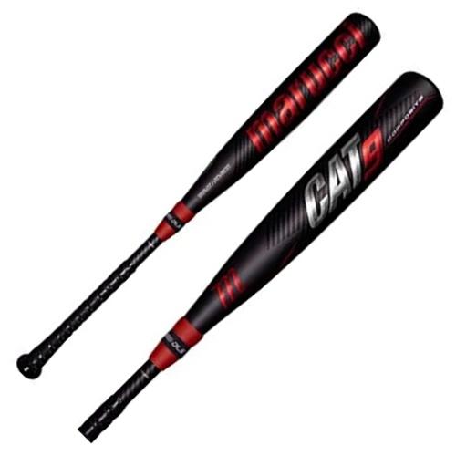 marucci-cat-9-composite-5-usssa-senior-league-baseball-bat-2-3-4-barrel-30-inch-25-oz MSBCCP95-3025 Marucci  MDX multi-directional composite barrel is built with multi-directionally patterned layers designed