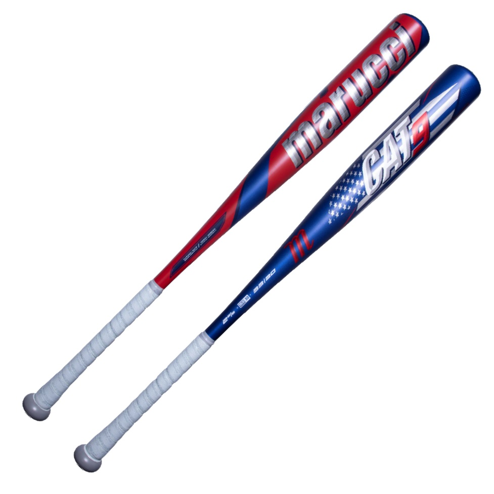 marucci-cat-9-pastime-bbcor-3-baseball-bat-33-inch-30-oz MCBC9A-3330 Marucci  840058733501  Utilizing a three-stage thermal treatment process our new AZR alloy offers