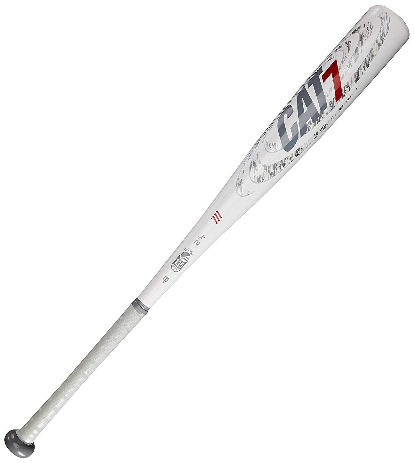 marucci-cat7-8-baseball-bat-32-inch-24-oz MSBYC78-3224  849817039960 Az4x alloy construction provides increased strength and a higher response rate.