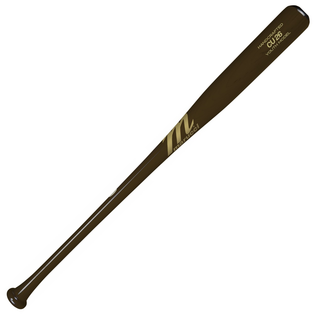 marucci-cu26-youth-model-wood-baseball-bat-27-inch MYVE2CU26-CHL-27 Marucci 840058700855 <h1 class=productView-title-lower>YOUTH CU26 PRO MODEL</h1> Crafted with the same specifications as