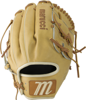 p• Premium Japanese-tanned steerhide leather provides stiffness and rugged durability • Extra-smooth cowhide lining with padding-wrapped thumb and pinky loops • Professional-grade USA rawhide laces from Tennessee Tanning Co. • Moisture-wicking mesh wrist lining with added padding./p