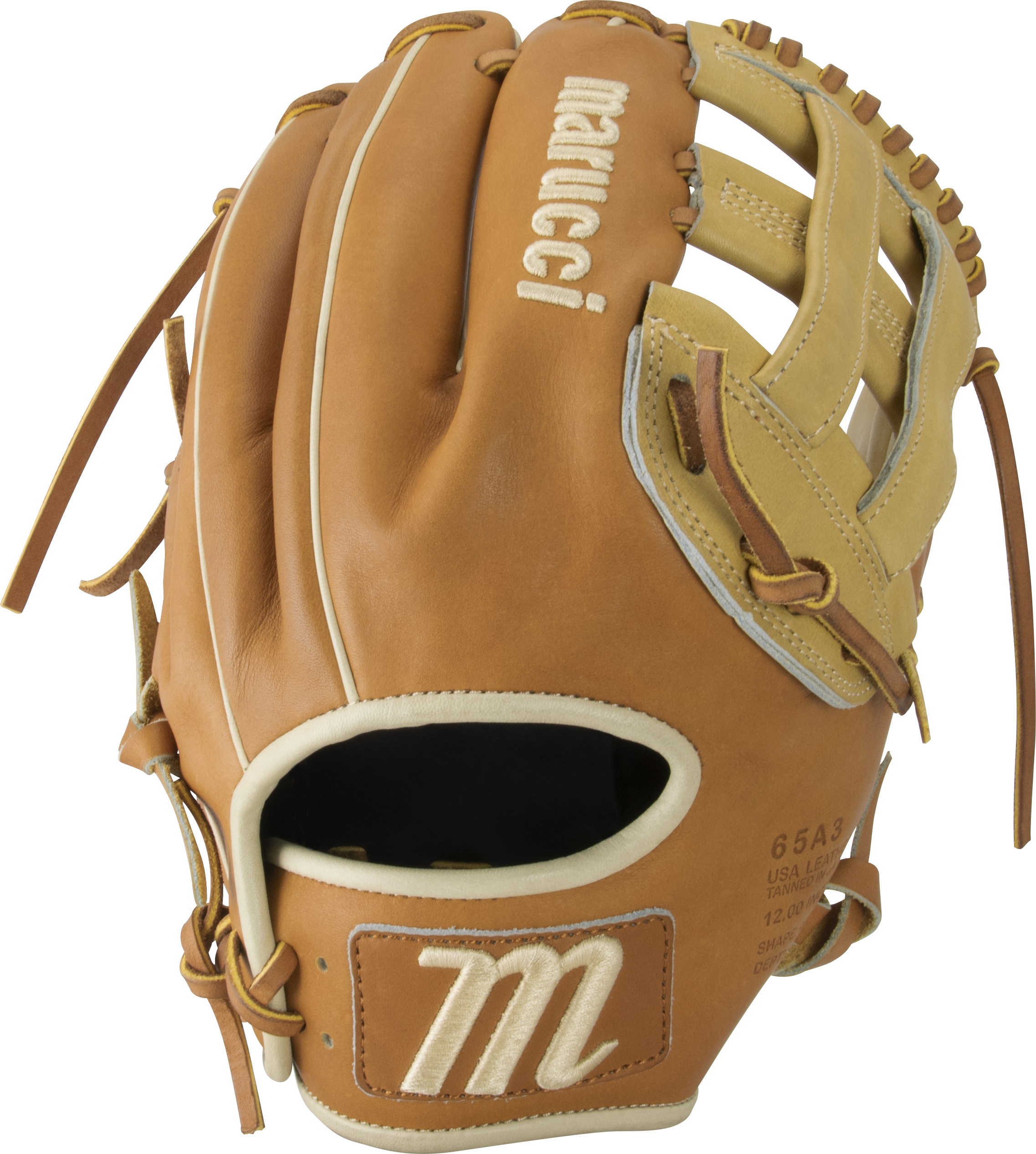 marucci-cypress-12-baseball-glove-65a3-12-h-web-right-hand-throw MFGCY65A3-SMTF-RightHandThrow Marucci  849817099384  • Premium Japanese-tanned steerhide leather provides stiffness and rugged durability •