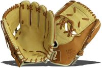 Premium Japanese-tanned steerhide leather provides stiffness and rugged durability Extra-smooth cowhide lining with padding-wrapped thumb and pinky loops Professional-grade USA rawhide laces from Tennessee Tanning Co. Moisture-wicking mesh wrist lining with added padding