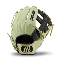 Constructed with premium Japanese kip leather and an understanding of the professional player's standard of perfection, the Marucci Founders' Series fielding glove line has been tested, approved, and trusted on-field by Big Leaguers since 2013. Skillfully and individually handcrafted for precise attention to detail and an individual custom fit Premium Japanese Kip leather construction offers superior quality and durability Big League-preferred thin heel padding for better feel and break-in Double lace reinforcement in web for added durability U.S. tanned lace Soft cowhide interior lining Smooth tone-on-tone finger welting Recommended for infielders Available in right-hand throw only.