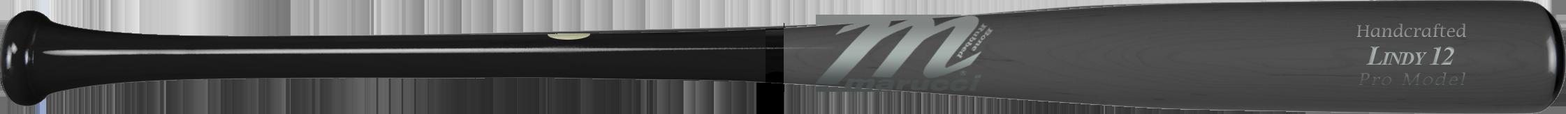 marucci-lindy12-maple-pro-wood-baseball-bat-33-inch MVE2LINDY12-BKSM-33 Marucci 840058700527 Knob Slightly Flared. Handle Thin. Barrel Medium. Feel Balanced. Handcrafted from