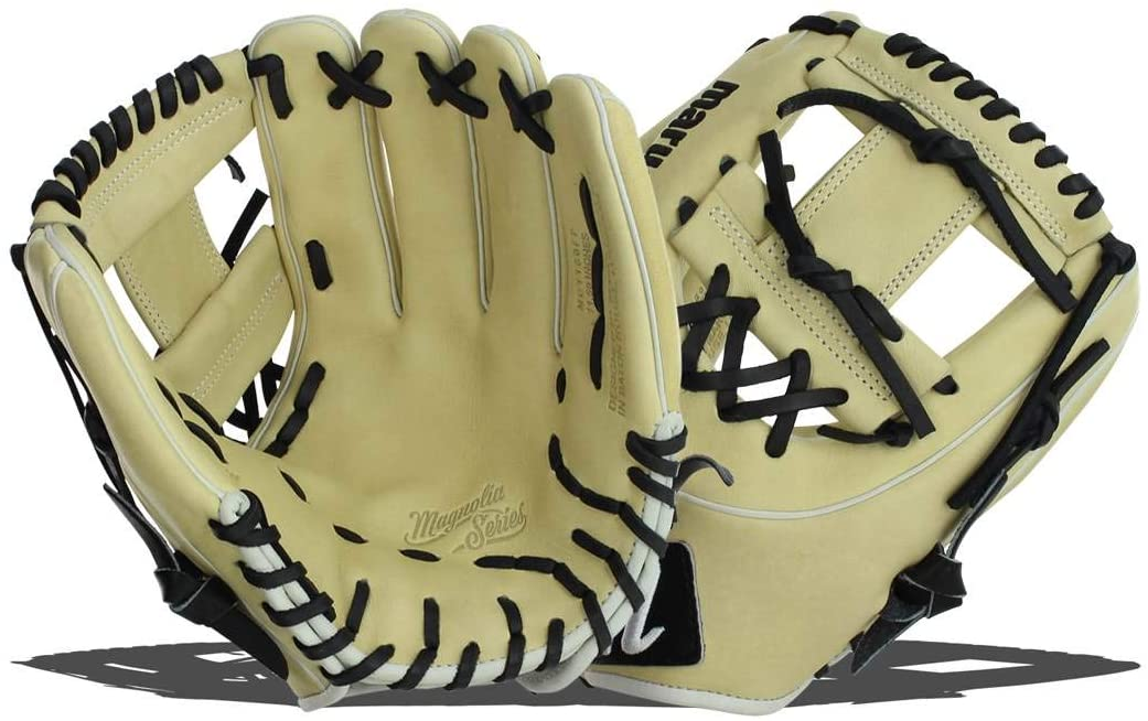 marucci-magnolia-series-11-50-fastpitch-softball-glove-right-hand-throw MFGMG115FP-RightHandThrow   <p>11.50 Inch Softball Glove Cushioned Leather Finger Lining For Maximum Comfort