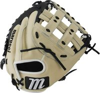 marucci magnolia series mg2fp 34 softball fast pitch catchers mitt h web right hand throw