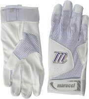 marucci mbgqst2y ww yl youth quest 2 batting gloves youth large