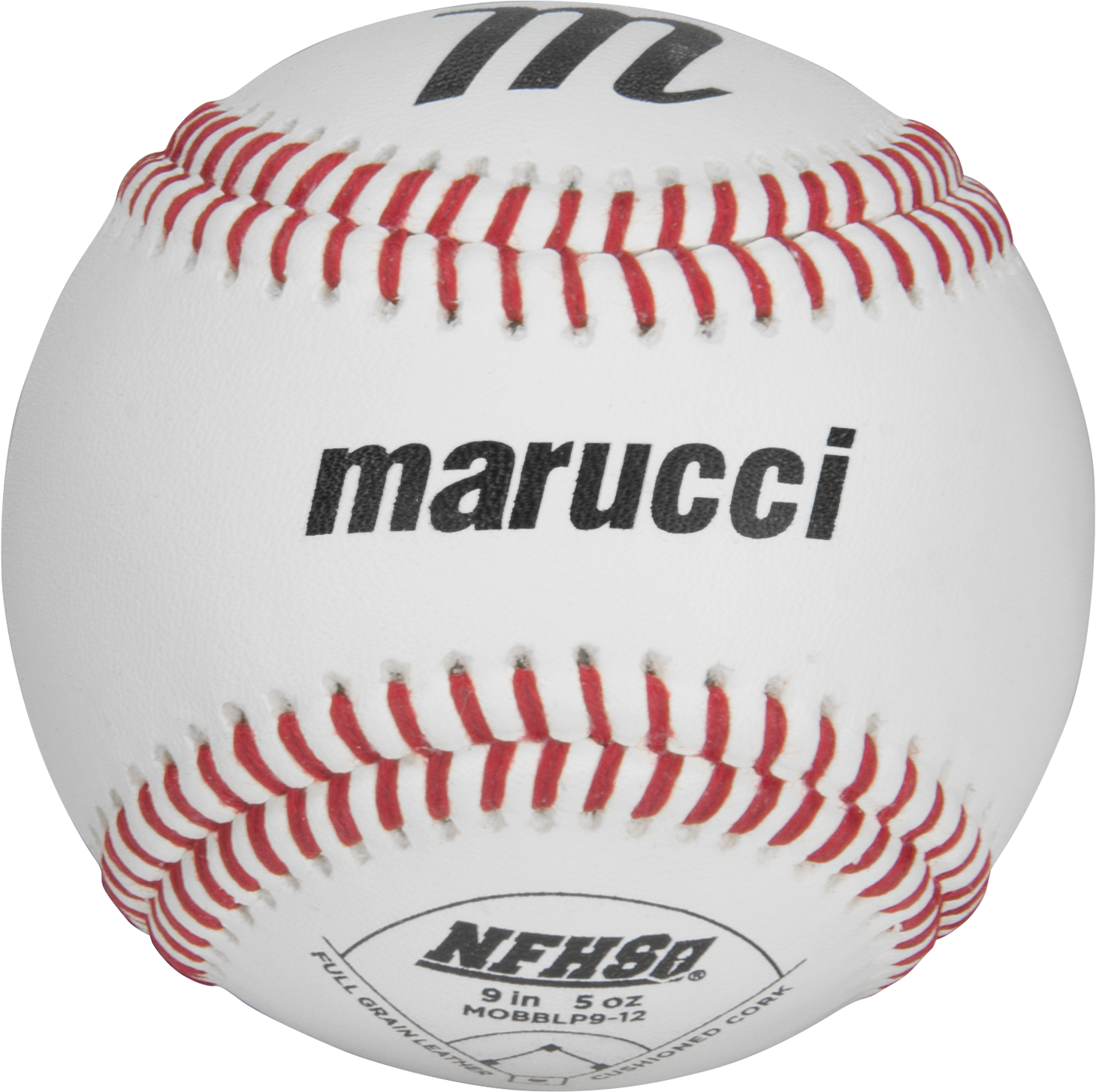 marucci-nfhs-mobblr9-12-baseballs-1-dozen MOBBLR9-12  849817088524 Consistency and craftsmanship Commitment to quality and understanding of players Designed