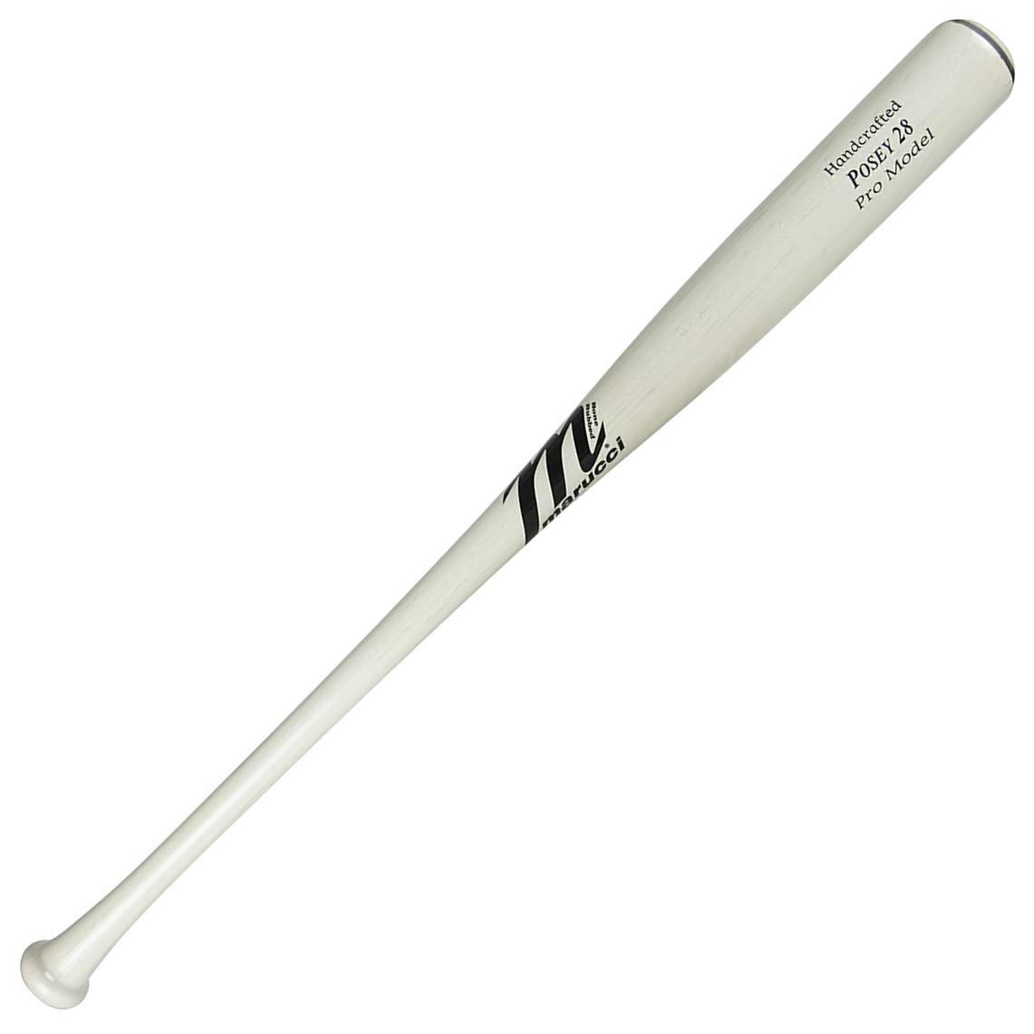 marucci-posey28-maple-wood-baseball-bat-whitewash-33-inch MVE2POSEY28-WW-33   Handcrafted from top-quality maple Bone rubbed for ultimate wood density Recommended
