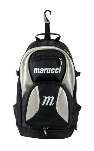 marucci-team-back-pack-white-black TEAMBK13-WhiteBlack Marucci New Marucci Team Back Pack WhiteBlack  About Marucci Sports Based in