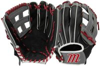 Oiled cowhide leather shell and padded leather palm lining Reinforced finger tops protect against fielding abrasion and increase structural longevity Narrow-fit hand opening and scaled-down pro patterns for unique fit Professional-grade USA rawhide laces from Tennessee Tanning Co. Designed for lightweight feel and increased fielding control