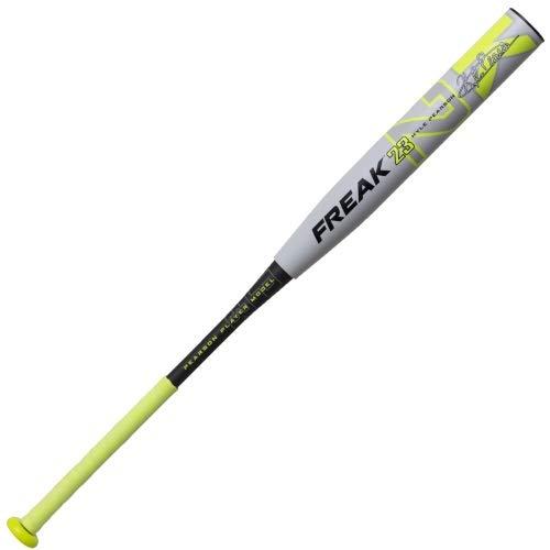 miken-2019-freak-23-maxload-kyle-pearson-asa-sowpitch-softball-bat-mkp23a-34-inch-27-oz MKP23A-3-27 Miken 658925040924 12 Inch Barrel Length Maxload Weighting 3-Piece 100% Composite Design ASA