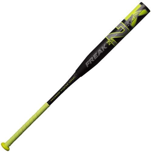 miken-2019-freak-23-maxload-kyle-pearson-usssa-slowpitch-softball-bat-mkp23u-34-inch-26-oz MKP23U-3-26 Miken 658925040887 12 Inch Barrel Length Maxload Weighting 2-Piece 100% Composite Design Approved