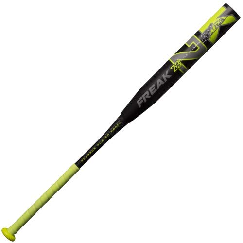 miken-2019-freak-23-maxload-kyle-pearson-usssa-slowpitch-softball-bat-mkp23u-34-inch-27-oz MKP23U-3-27 Miken 658925040894 12 Inch Barrel Length Maxload Weighting 2-Piece 100% Composite Design Approved