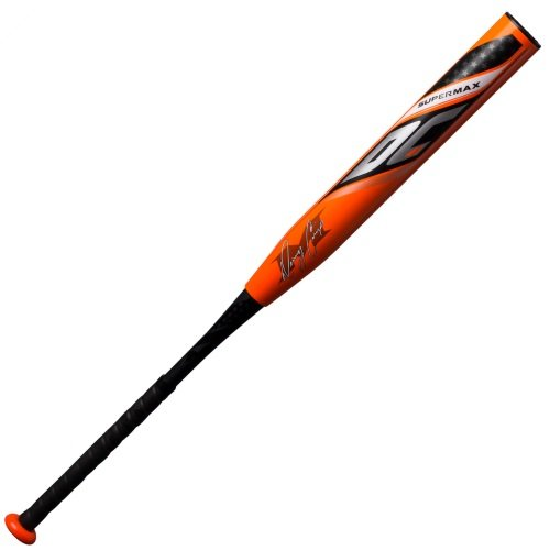 miken-dc-41-supermax-usssa-slowpitch-bat-34-inch-26-oz MDC17U-3-26 Miken 658925037528 Triple Matrix Core Technology increases the exclusive aerospace grade material volume