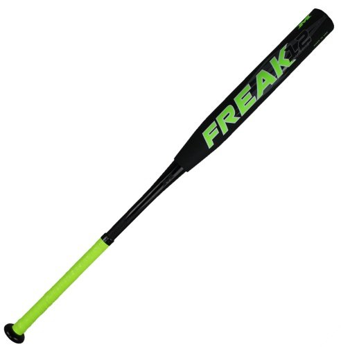 miken-fb12mu-3-27-freak-black-12-maxload-usssa-100-comp-slowpitch-bat-2-pie FB12MU-3-34-inch-27-oz Miken 658925031885 Triple Matrix Core technology increases our exclusive aerospace grade material volume