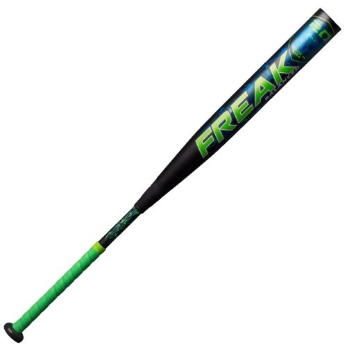 miken-freak-20th-anniversary-asa-balanced-mf20ba-slowpitch-softball-bat-34-in-28-oz MF20BA-3-28 Miken 658925038235 Four-Piece 100% Composite Construction Balanced Weighting 1 Year Manufacturers Warranty Approved