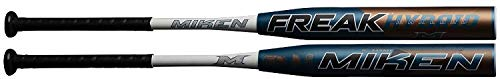 miken-freak-hybrid-12-maxload-slowpitch-softball-bat-usssa-34-inch-27-oz MHY12U-3-27 Miken 658925041563 Mikens Triple matrix core technology increase the sweetspot and results in