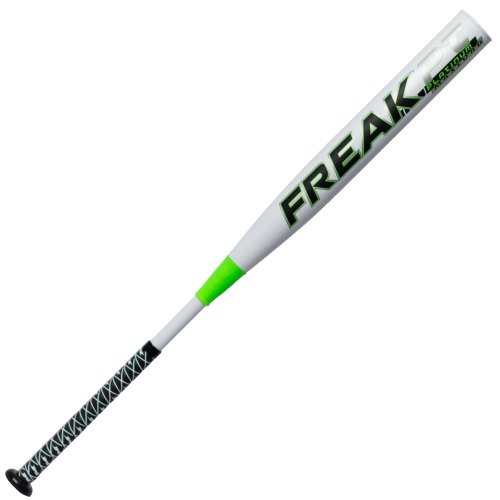 miken-freak-platinum-maxload-asa-slowpitch-softball-bat-28-oz FKPTMA-3-28  658925034503 Miken tetra core technology optimizes performance by utilizing an inner core
