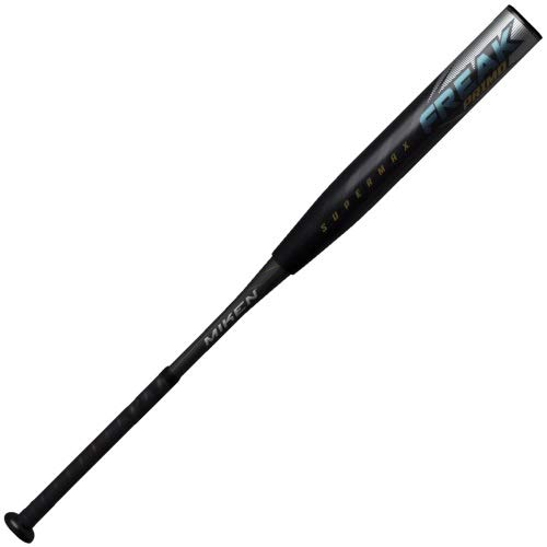miken-freak-primo-12-inch-supermax-asa-slowpitch-softball-bat-mpr12a-34-inch-28-oz MPR12A-3-28 Miken 658925041648 3-Piece 100% Composite Design Supermax Weighting ASA Approved Made in the
