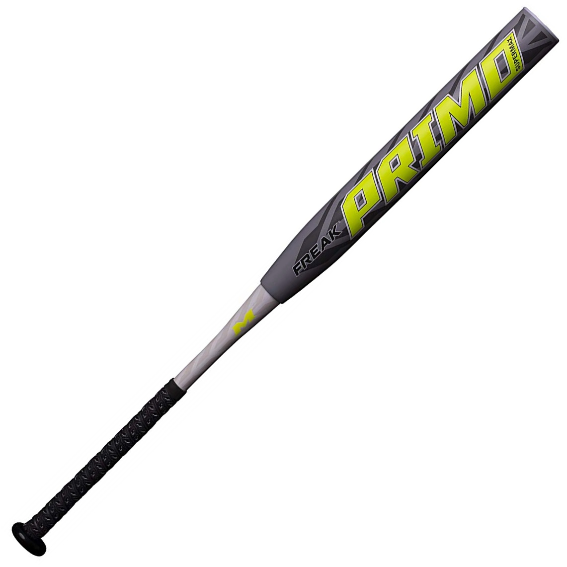 miken-freak-primo-14-inch-supermax-usssa-slowpitch-bat-34-inch-25-oz MPMOSU-3-25 Miken 658925043826 Mikens Triple Matrix Core + Tech increases our exclusive material volume