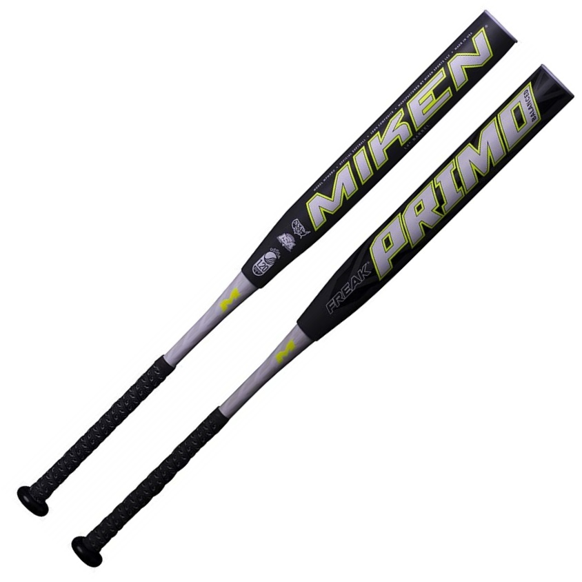 miken-freak-primo-balanced-usssa-slowpitch-softball-bat-14-barrel-34-inch-26-oz MPMOBU-3-26 Miken 658925043918 Mikens Triple Matrix Core + Tech increases our exclusive material volume