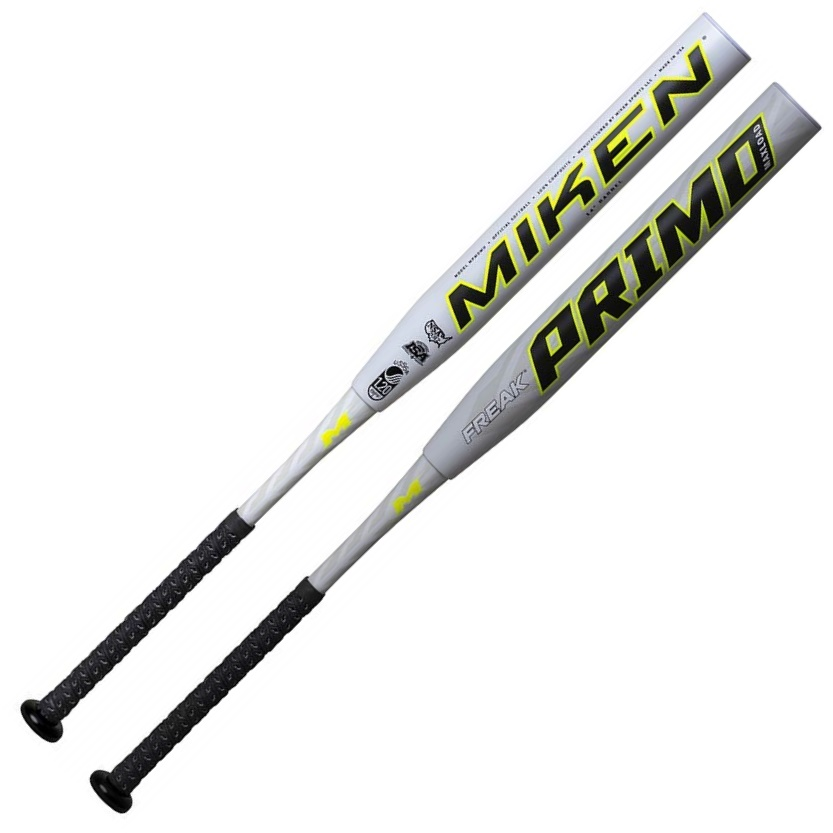 miken-freak-primo-maxload-usssa-slowpitch-softball-bat-14-barrel-34-inch-25-oz MPMOMU-3-25 Miken 658925043864 Mikens Triple Matrix Core + Tech increases our exclusive material volume