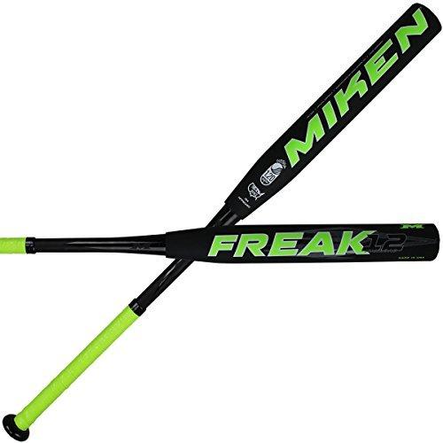 miken-frkbka-3-26-freak-black-12-maxload-usssa-100-comp-slowpitch-bat-2-pie FB12MU-3-34-inch-26-oz Miken B00V51VGQK