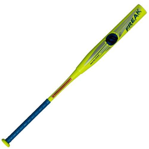 miken-kevin-flip-filby-signature-freak-30-softball-bat-balanced-usssa-26-oz MFILBU-3-26 Miken 658925035012 Triple Matrix increases the exclusive aerospace grade material volume by 5%