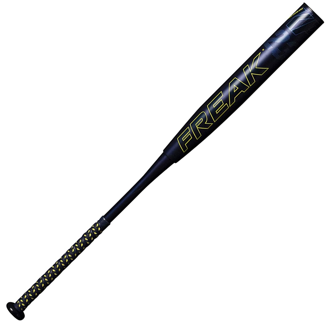 In addition, the Flex 2 Power (F2P) handle optimizes handle flex which maximizes the overall speed through the zone. From the first swing, you'll know this Kyle Pearson Freak bat will give you the power to dominate your USA league. Order today! Made in U.S.A.  Size:   2 1/4 in  Certification:   ASA  End:   .5 oz Endload  Frame:   Two-Piece  Handle:   F2P  Technology:   Tetra Core +, Flex 2 Power (F2P)  Series:   Freak  Warranty:   1 Year  Used By:   Kyle Pearson  Barrel Length:   12 in  Year Released:   2021