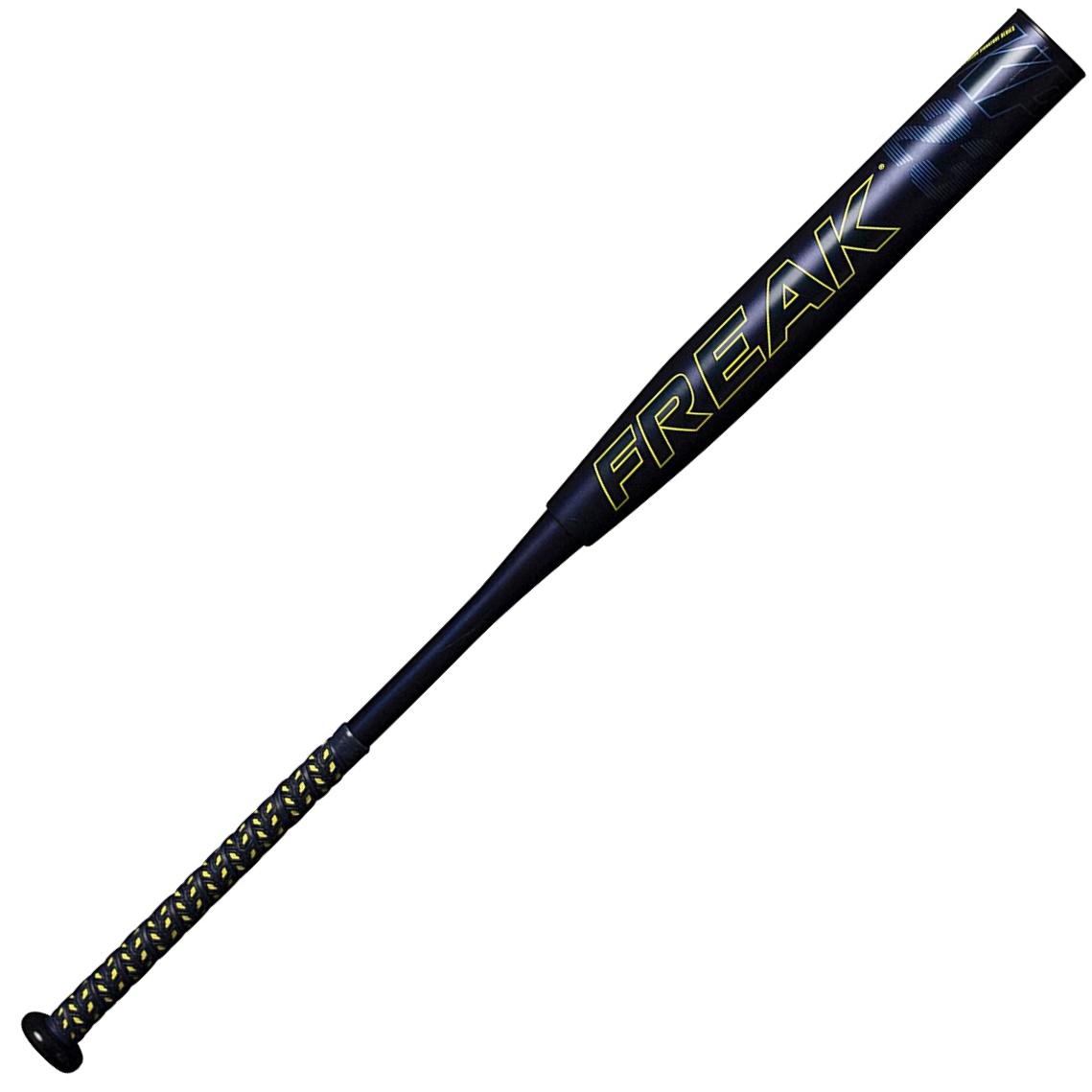 miken-kyle-pearson-freak-23-12-usa-asa-maxload-slowpitch-softball-bat-34-inch-28-oz MKP21A-3-28   In addition the Flex 2 Power F2P handle optimizes handle flex