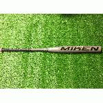miken mdc 18a used asa slowpitch softball bat 34 inch 28 oz