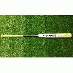 pMiken MKP23A slowpitch softball bat. ASA. Used. 28 oz./p