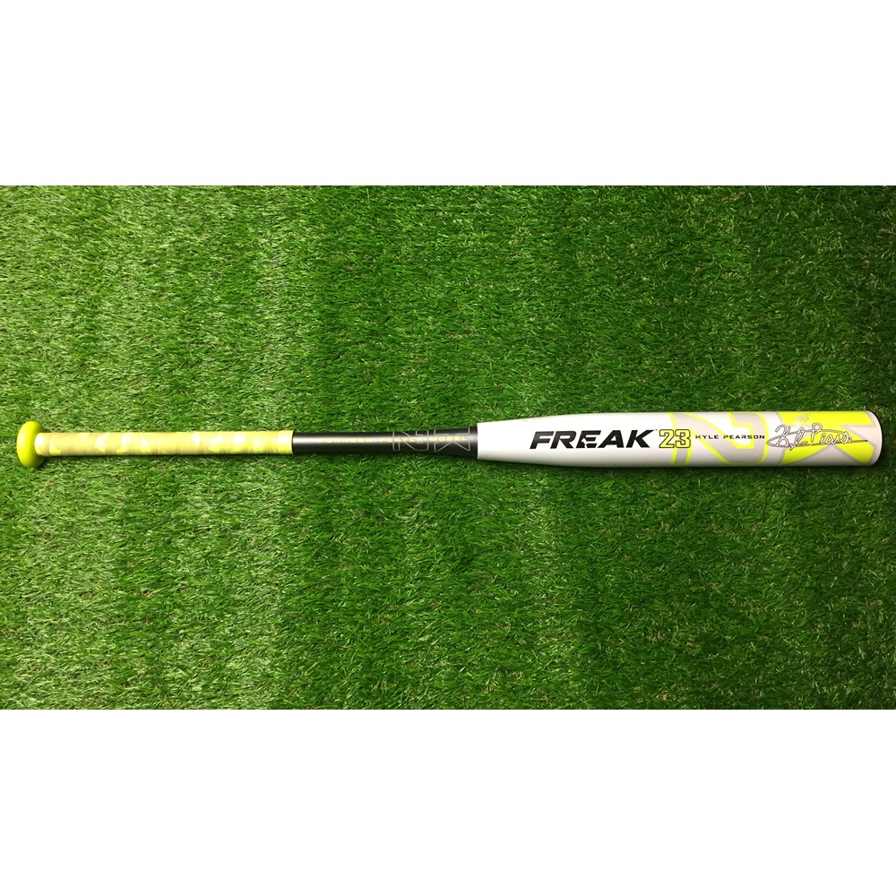 miken-mkp23a-used-asa-slowpitch-softball-bat-34-inch-28-oz MIKEN-0004 Miken  <p>Miken MKP23A slowpitch softball bat. ASA. Used. 28 oz.</p>