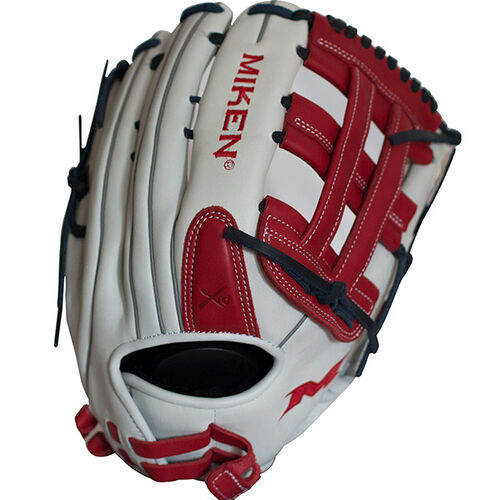 miken-pro-series-13-5-in-slowpitch-softball-glove-right-hand-throw PRO135-WSN-RightHandThrow  658925039874 <span>Miken Pro Series 13.5 slow pitch softball glove features soft full-grain