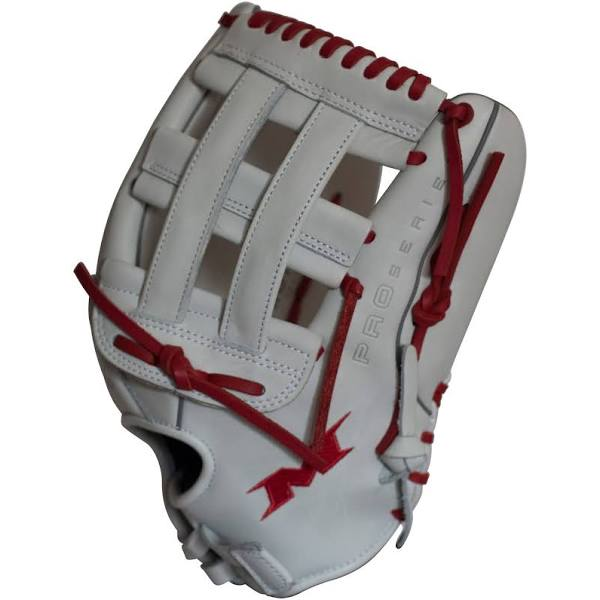 miken-pro-series-13-5-slow-pitch-softball-glove-pro135-ws-right-hand-throw PRO135-WS-RightHandThrow Miken 658925039935 <p>13.50 Inch Pattern Additional Finger Pad Support Adjustable Non-Slip Pull Back