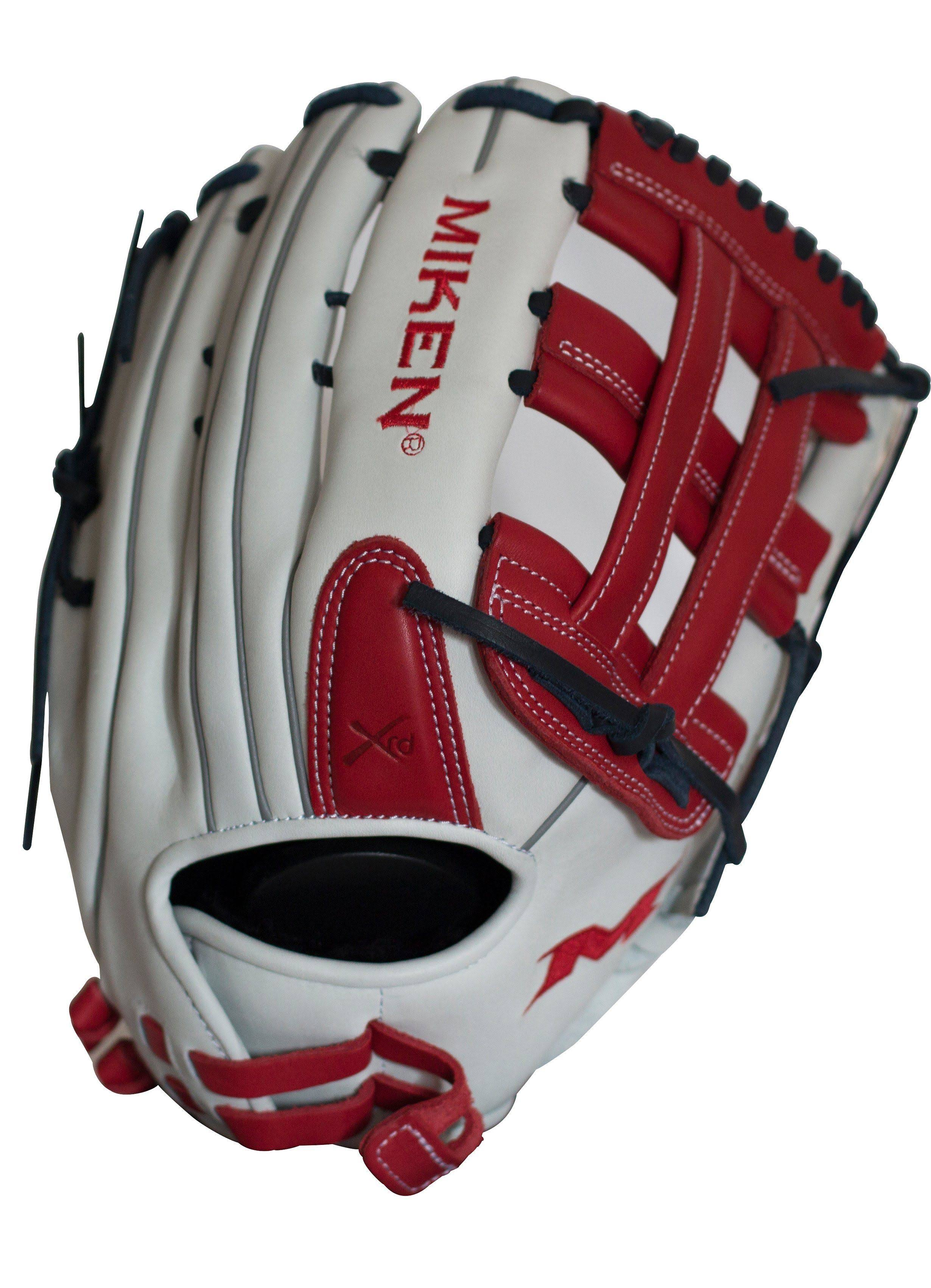miken-pro-series-14-in-slowpitch-softball-glove-left-hand-throw PRO140-WSN-LeftHandThrow  658925039904 <span>Miken Pro Series 14 slow pitch softball glove features soft full-grain