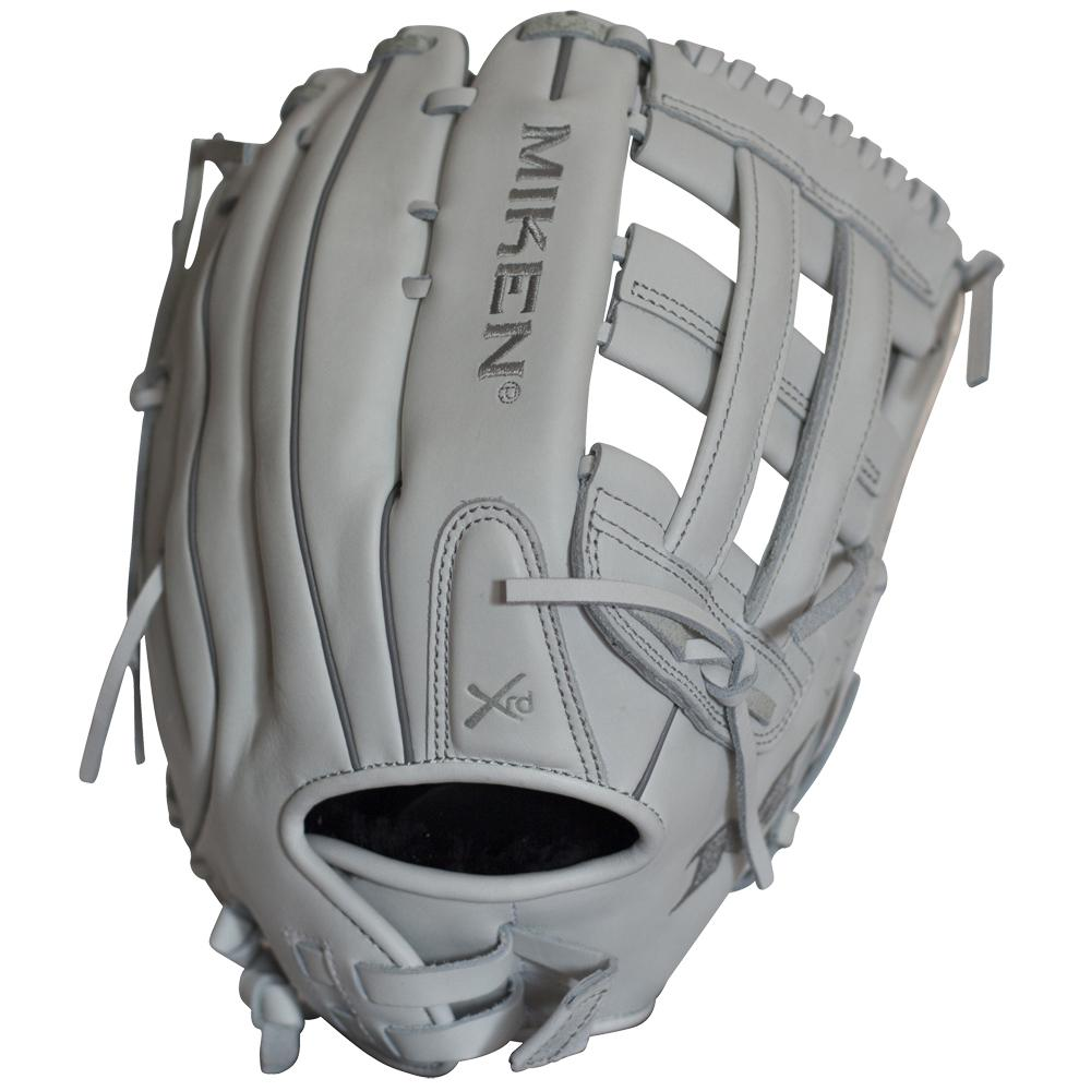 miken-pro-series-14-inch-softball-glove-white-right-hand-throw PRO140-WW-RightHandThrow Miken 658925046094 <span>Miken Pro Series 14 slow pitch softball glove features the Pro