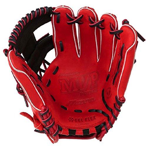 mizuno-11-5-inch-mvp-prime-se3-baseball-glove-gmvp1154pse3-red-black-right-hand-throw GMVP1154PSE3-Red-BlackRight Hand Throw Mizuno  Mizuno 11.5 inch MVP Prime SE3 Baseball Glove GMVP1154PSE3 Red-Black Right