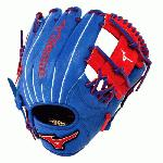 Mizuno 11.5 inch MVP Prime SE3 Baseball Glove GMVP1154PSE3 Royal Red, Right Hand Throw
