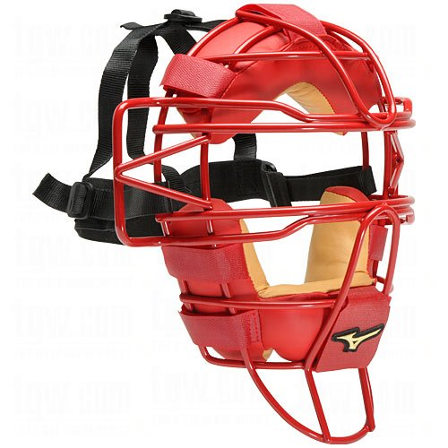 mizuno-classic-catchers-mask-g2-black 380185-Black Mizuno 041969214763 Mizuno Classic Catchers Mask G2