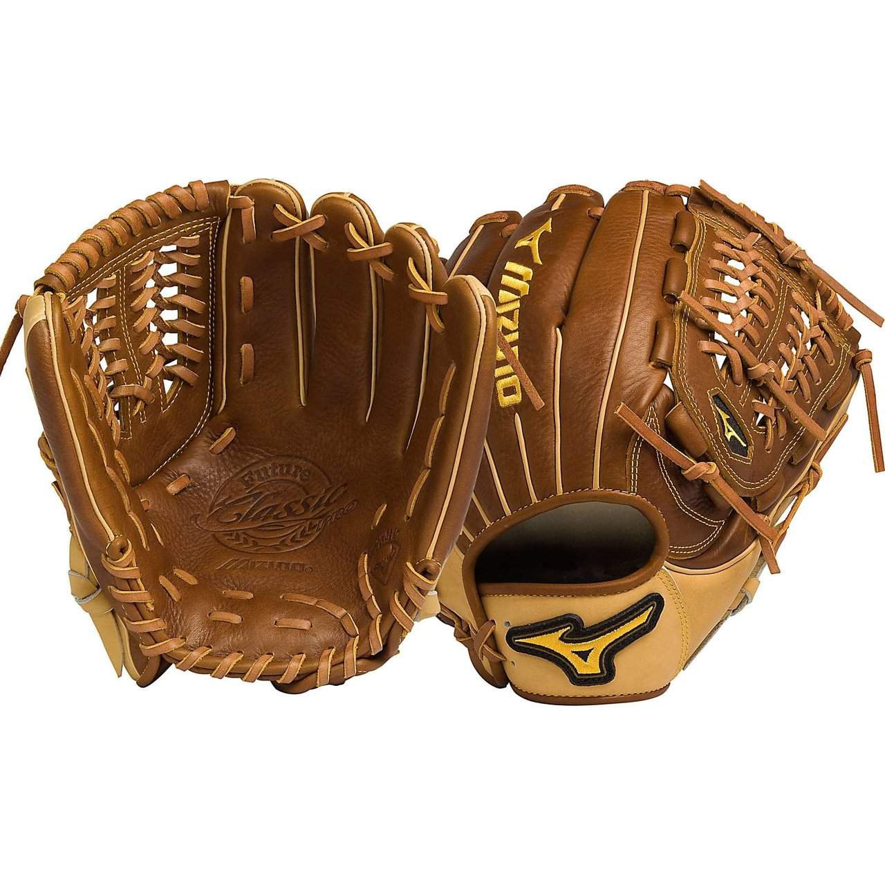 mizuno-classic-pro-future-gcp10f-12-youth-baseball-glove-right-handed-throw GCP10F-Right Handed Throw Mizuno 041969457146 Mizuno Pro Future series is designed for serious youth baseball players