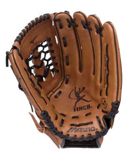 mizuno-franchise-finch-gfn1259-fastpitch-softball-glove-left-hand-throw GFN1259-Left Hand Throw Mizuno 041969262672 Mizuno oiled Durasoft leather for game ready playability. Finch Franchise Series